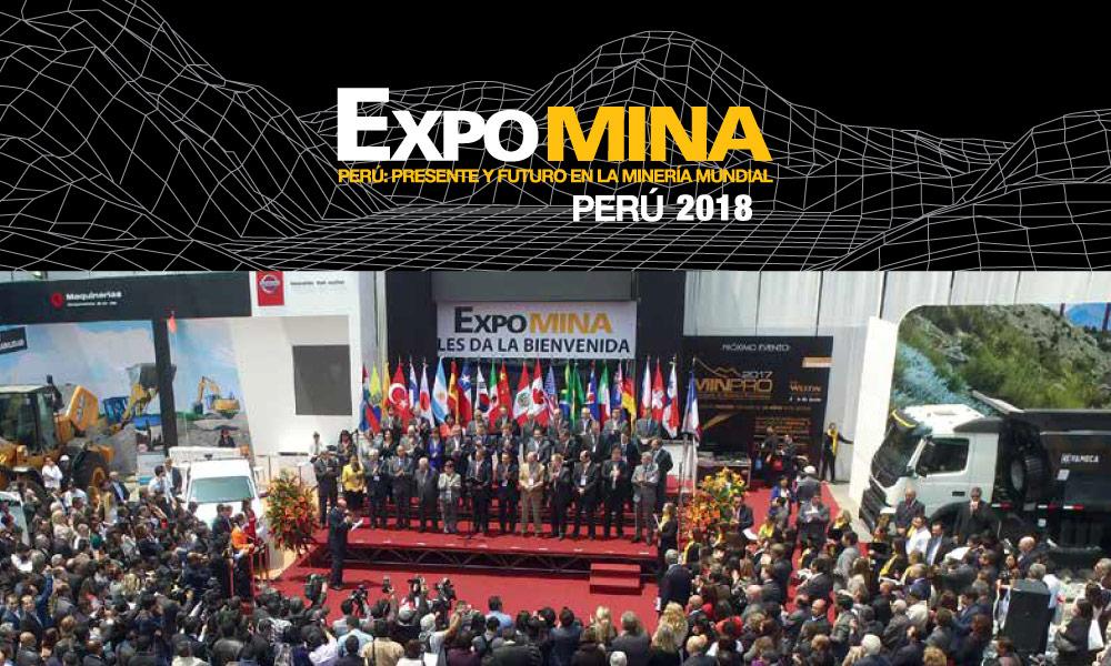 EXPOMINA PERU 2018