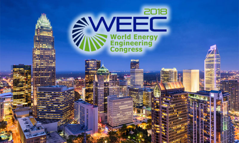 World Energy Engineering Congress (WEEC) 2018